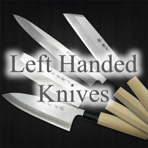 Couteaux pour gauchers
